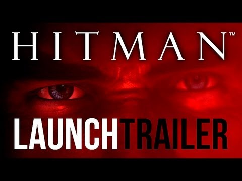 Hitman: Absolution [EU] - Launch Trailer