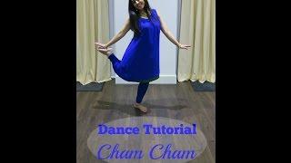getlinkyoutube.com-Cham Cham | Bollywood DANCE TUTORIAL| BAAGHI | Tiger Shroff, Shraddha Kapoor