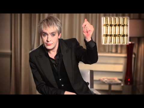 A Holiday Greeting from Duran Duran's Nick Rhodes