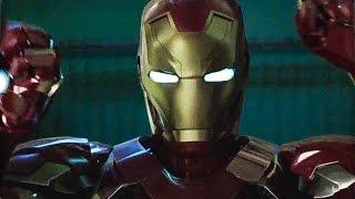 getlinkyoutube.com-Captain America 3 Civil War All NEW Movie Clips (2016) Marvel Superhero Movie HD