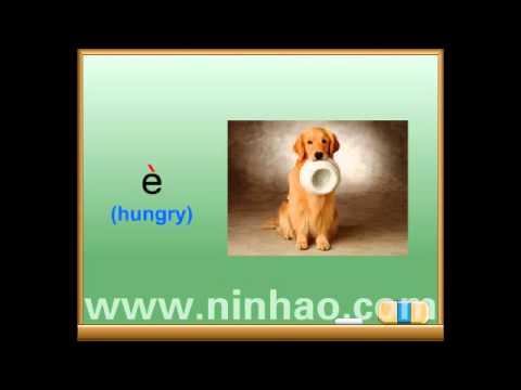 Chinese Pinyin-Lesson 2(Mandarin)