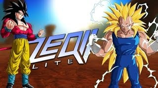 getlinkyoutube.com-ZEQ2 lite Revolution Gold Edition : ssj 3 vs ssj3  (German/HD)