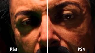 getlinkyoutube.com-Call of Duty BLACK OPS 3 ¡PS3 vs PS4! Comparativa de Graficos en Cinemáticas