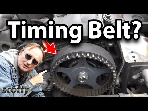 How to Tell if Your Car Needs a New Timing Belt