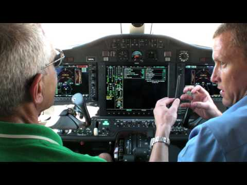 Cessna Mustang AVweb Demo Flight