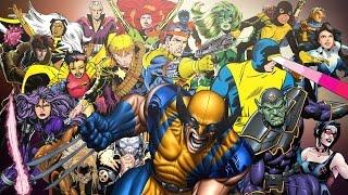 getlinkyoutube.com-Every X-Man Ever