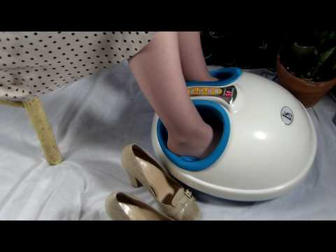 Spa Quality Relaxation with the Wollin Shiatsu Foot Massager