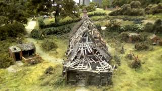 getlinkyoutube.com-A visit to PENDON Model Railway 01/06/16