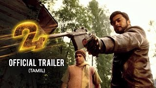 getlinkyoutube.com-24 Official Trailer - Tamil | Suriya | Samantha |  AR Rahman | 2D Entertainment | Vikram K Kumar