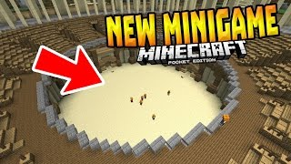 getlinkyoutube.com-NEW MINIGAME MCPE 0.15.10+ - GuessWork inPVP Server! - Minecraft PE (Pocket Edition)