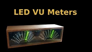 getlinkyoutube.com-LED VU Meters