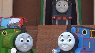 getlinkyoutube.com-きかんしゃトーマスショー「トーマスと展覧会の絵」Thomas The Tank Engine Show