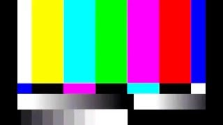 TV Static and Color Bar