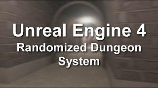 getlinkyoutube.com-[UE4] Randomized Dungeon System