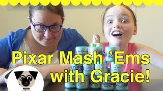 Pixar Mash 'Ems with special guest Gracie!!!