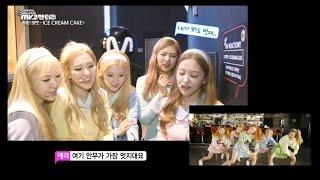 getlinkyoutube.com-[Self MV Reaction] MPD&Red Velvet(레드벨벳)-Ice cream cake