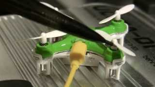 getlinkyoutube.com-How to Fix a Drone that Won't Fly Broken Props Install Wrong and Wifi Interference Can't Takeoff