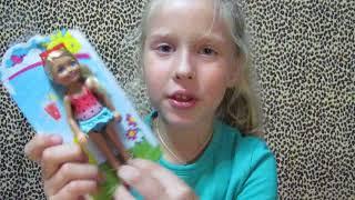 Распаковка Куклы Barbie Челси и друзья в ассортименте (DWJ33) bi.ua