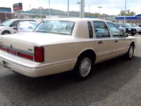 sold 1996 lincoln town car dutro ford lincoln nissan