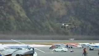 getlinkyoutube.com-near impossible bush plane landing