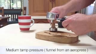 getlinkyoutube.com-ROK Espresso Shot With Crema