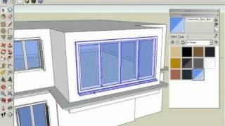 getlinkyoutube.com-32-Sketchup Alıştırma-Villa Bölüm 2
