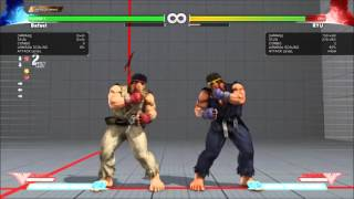 SFV Bread and Butter Combo Guide: Ryu