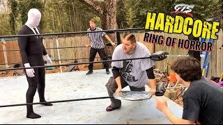 getlinkyoutube.com-GRIM VS SLENDERMAN BRUTAL HARDCORE MATCH! TAG TITLE GTS SUPERCARD WRESTLING EVENT!