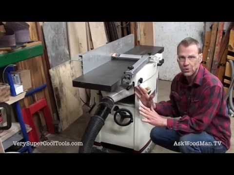 Video Series (6 parts): How to accurately set up a JET JJP-12 Jointer Planer Youtube Thumbnail