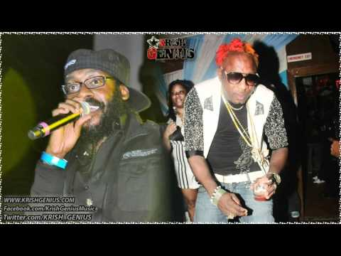 Tarrus Riley & Elephant Man - It's A Party [Stinking Link Riddim] Mar 2012