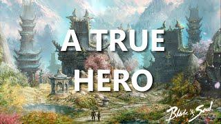 getlinkyoutube.com-Blade and Soul: A True Hero