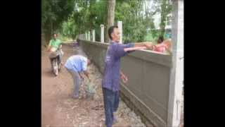 getlinkyoutube.com-ก่อสร้างรั้วโรงเรียนบ้านหนองหว้า