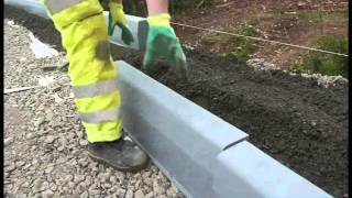getlinkyoutube.com-How to lay Kerbs - Aggregate Industries Durakerb