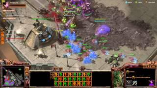 getlinkyoutube.com-Starcraft 2 - Heart of the Swarm - Last Mission - The Reckoning - Brutal