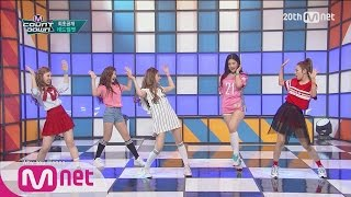 getlinkyoutube.com-Red Velvet(레드벨벳) - 'Dumb Dumb' COMEBACK Stage M COUNTDOWN 150910 EP.442