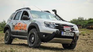 getlinkyoutube.com-Mudster: accesorii off-road pentru Dacia Duster / Duster off-road accessories (English subtitles)