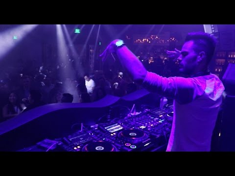 The Leo King BTS & DJ Footage at Time Nightclub OC for Matoma/Sander Van Doorn Feb 2017