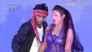 getlinkyoutube.com-Zill Azamgarh have e Dali ta phati Samar singh bhojpuri dj song