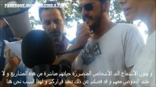 getlinkyoutube.com-توبا وانور وجمع من الفنانين الاتراك بالمظاهرات