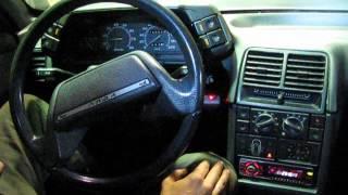 getlinkyoutube.com-кнопка запуска автомобиля ваз 2110