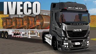 getlinkyoutube.com-Grand Truck Simulator - Caminhão Iveco