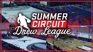 NBA 2K18 Drew League x Summer Circuit 2K18 Roster Release Trailer (PC Mod) (Out Now)
