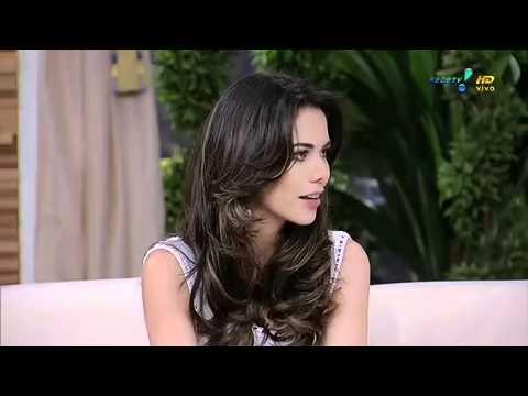 Regina Volpato estreia no programa Manhã Maior da RedeTV!