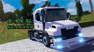getlinkyoutube.com-Euro Truck Simulator 2 -  Scania 114 e 124G by Tonho Nunes + Link Download