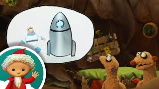 "getlinkyoutube.com-Sandmännchen: Jan & Henry ""Toilette im Weltraum"" - Folge 45 - Unser Sandmännchen (rbb media)"