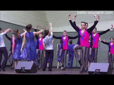 Голландские танцы 3th European Olympic Choir Games