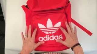 getlinkyoutube.com-adidas Bp Classic Sırt Çantası tanıtımı