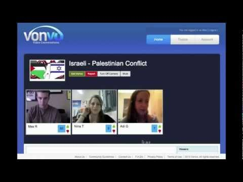 Vonvo: Video chat room