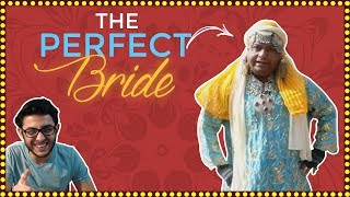 THE PERFECT BRIDE width=