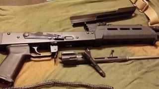 getlinkyoutube.com-Century Arms RAS47 - MORE Issues?!